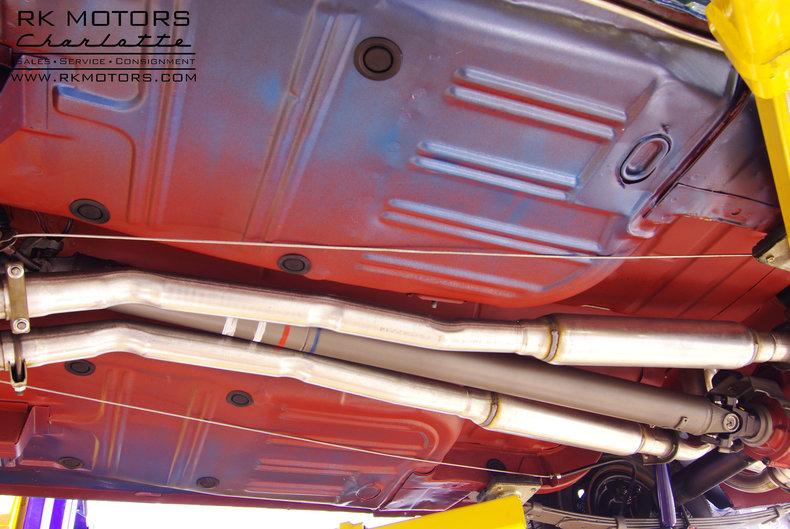 132628 1969 Ford Mustang Rk Motors