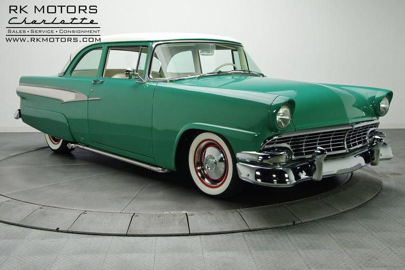 Rk Motors Charlotte Inventory >> 132722 1956 Ford Mainline   RK Motors