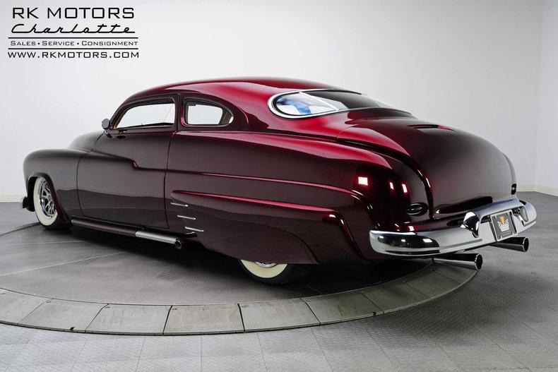 1950 Mercury Monterey Rk Motors