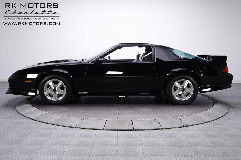 Rk Motors Charlotte Inventory >> 1992 Chevrolet Camaro   RK Motors
