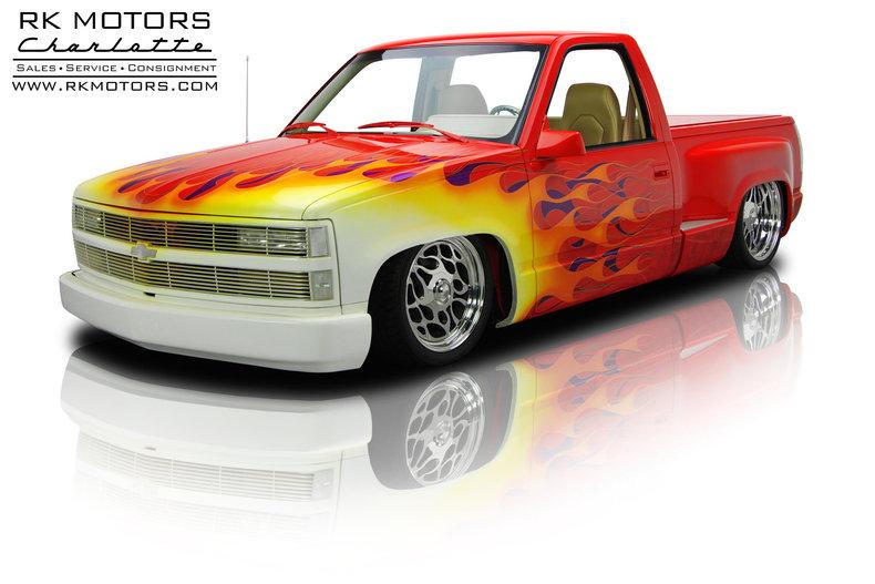 For Sale 1992 Chevrolet Stepside
