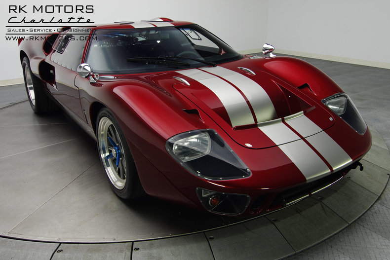 for sale 1966 ford gt40 mk ii