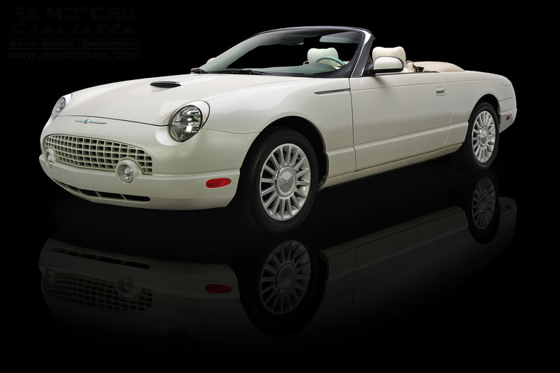 For Sale 2005 Ford Thunderbird