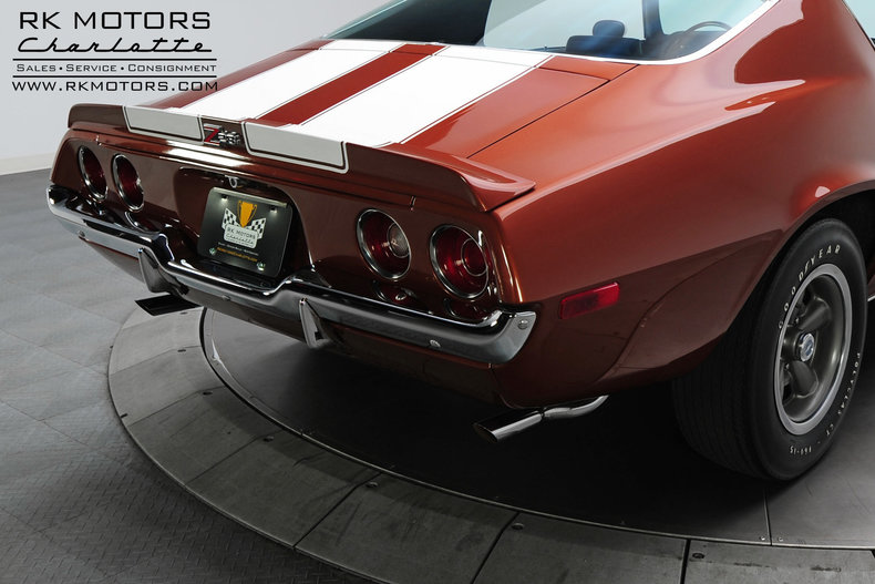1970 Chevrolet Camaro Rk Motors