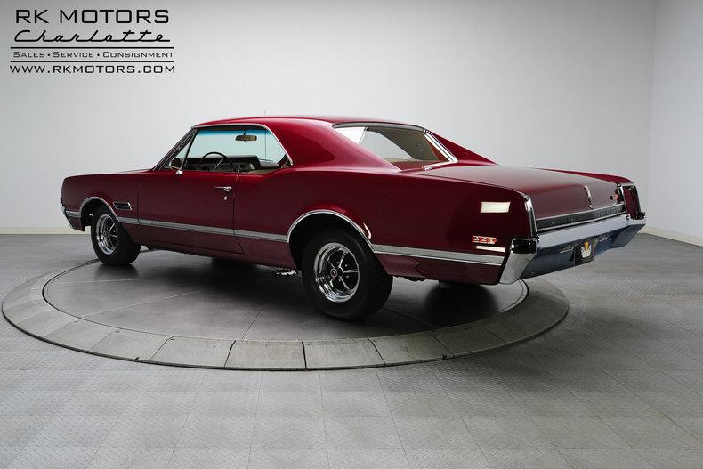 Rk Motors Charlotte Inventory >> 132930 1966 Oldsmobile Cutlass   RK Motors