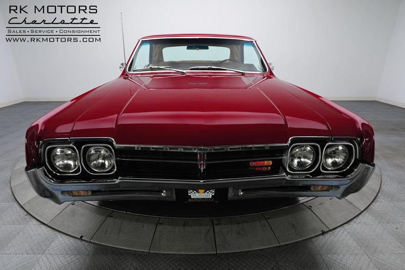 Rk Motors Charlotte Inventory >> 1966 Oldsmobile Cutlass | RK Motors