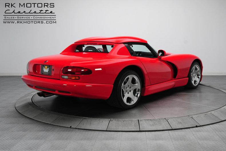 ... For Sale 2001 Dodge Viper ...