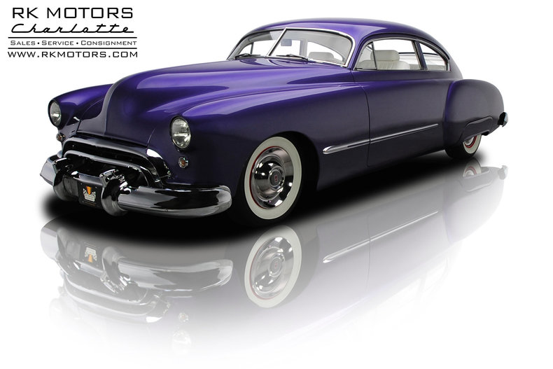1948 Oldsmobile Futuramic 98