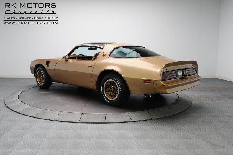 1978 Pontiac Firebird Rk Motors