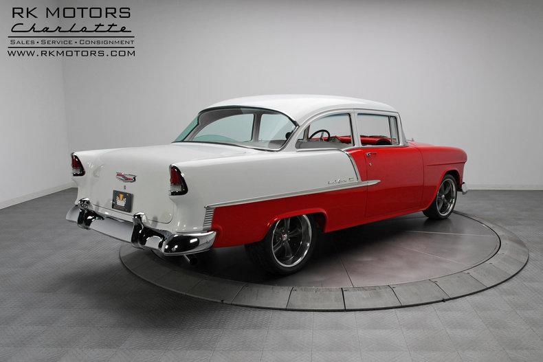Merveilleux ... For Sale 1955 Chevrolet Bel Air ...