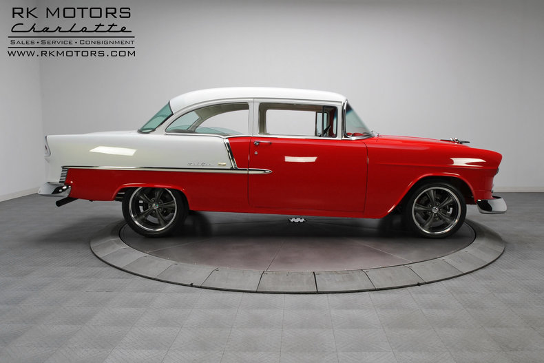 Exceptionnel ... For Sale 1955 Chevrolet Bel Air ...