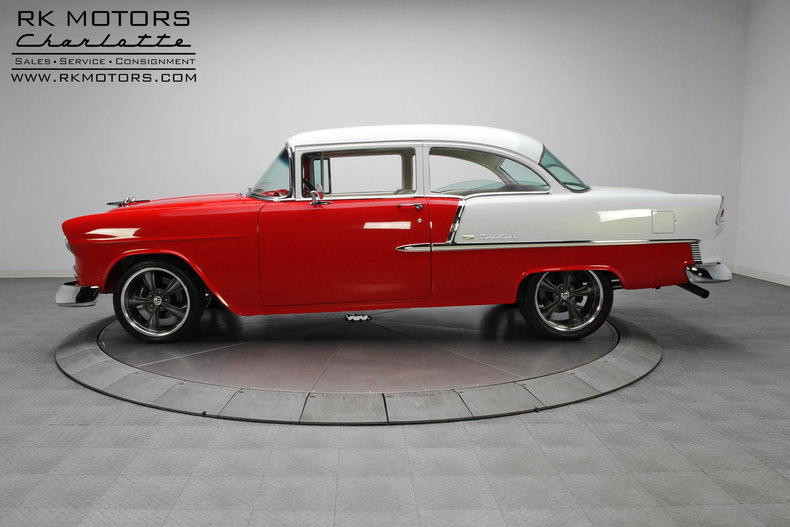 ... For Sale 1955 Chevrolet Bel Air ...