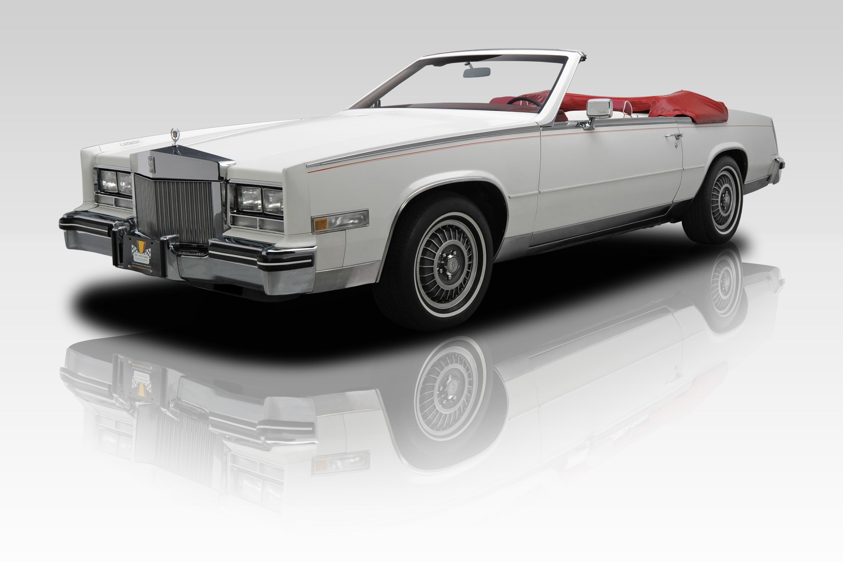 1984 Cadillac Eldorado Rk Motors