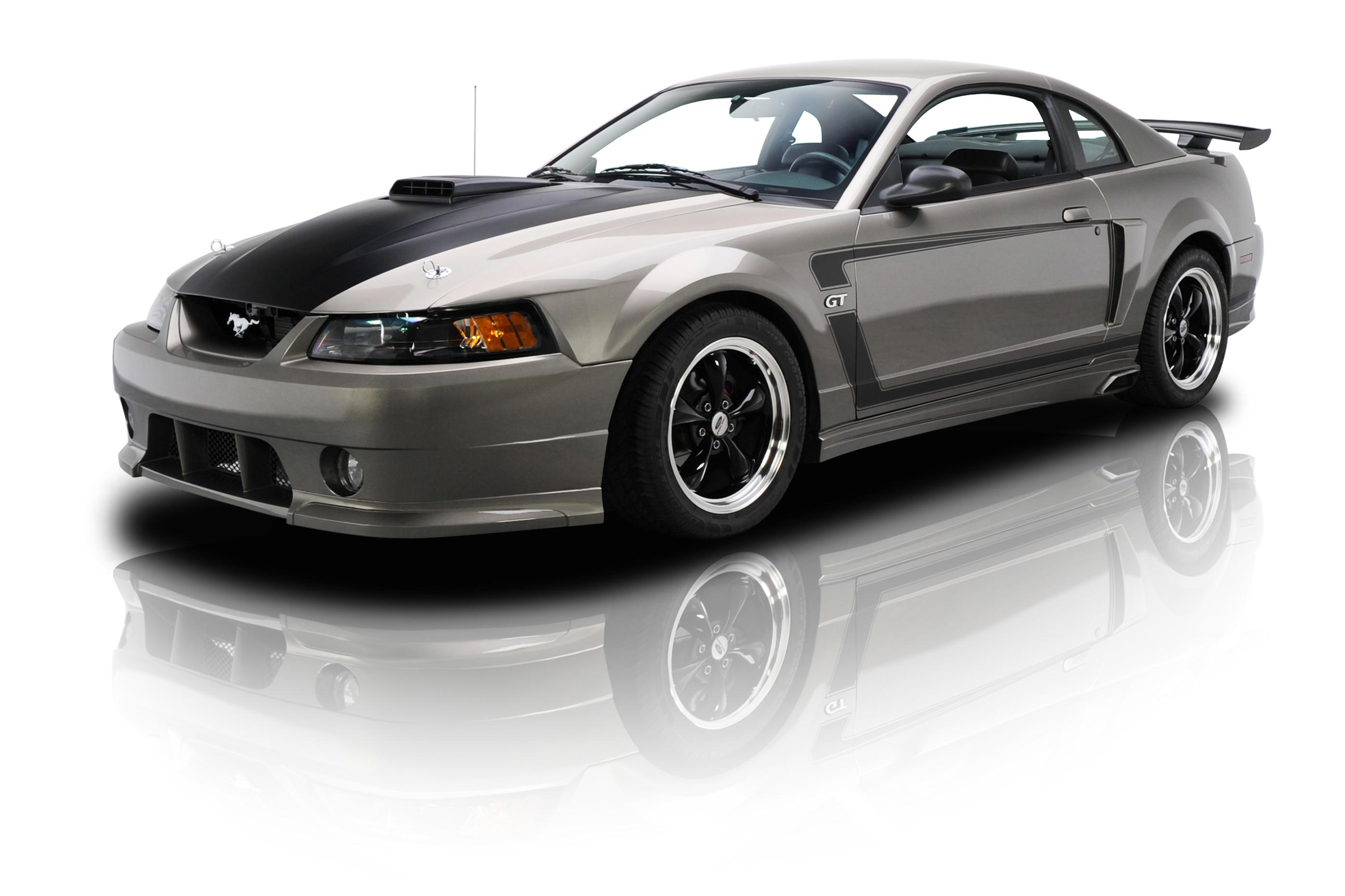 133276 2002 Ford Mustang Rk Motors