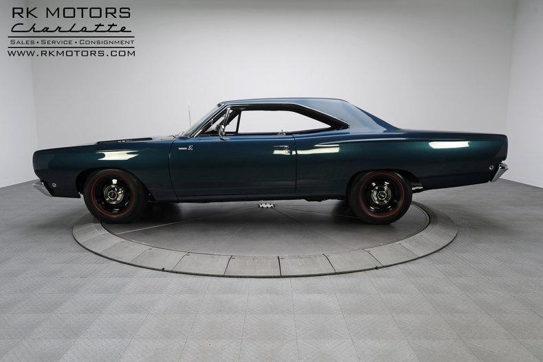 133335 1968 Plymouth Road Runner Rk Motors