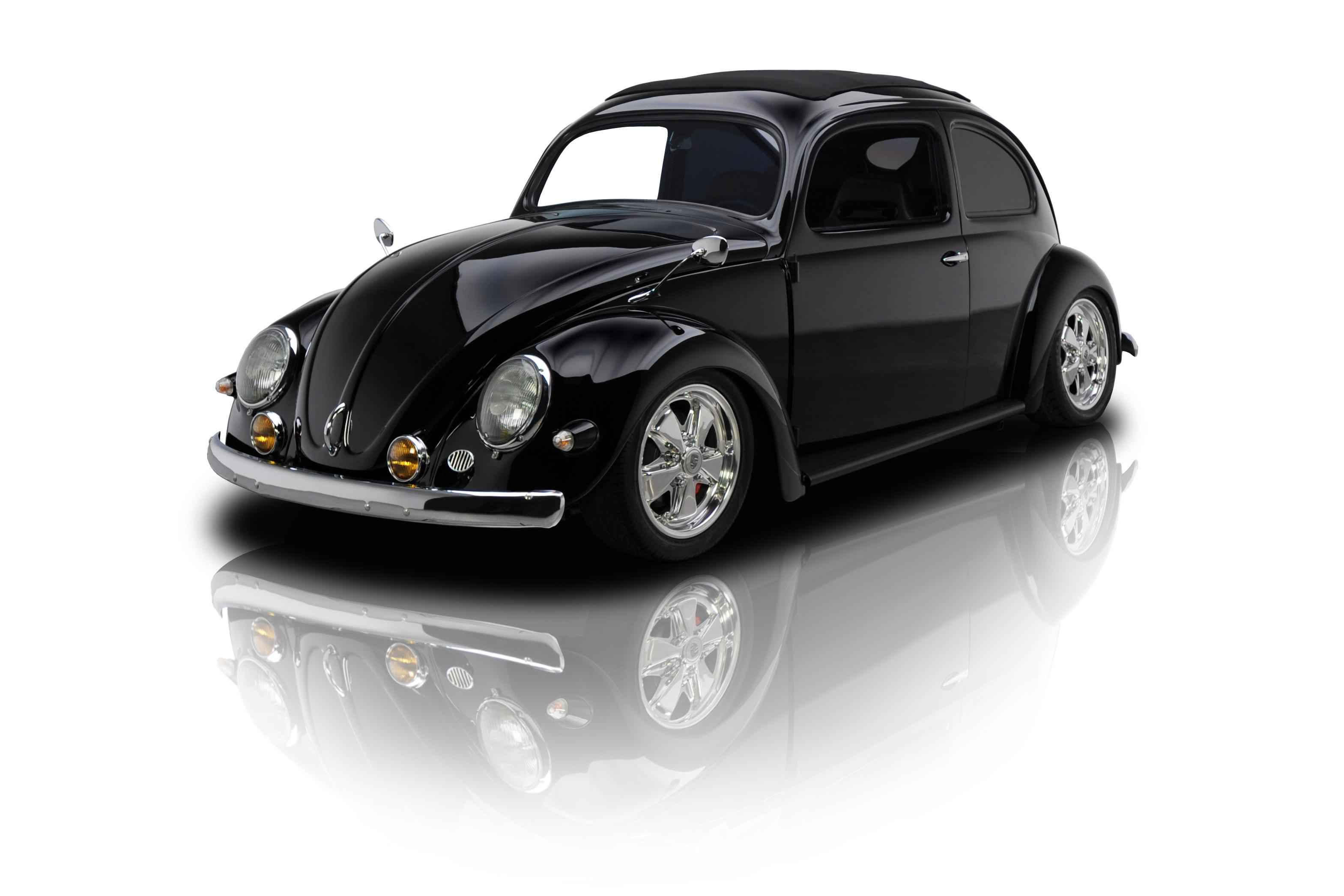 133364 1957 Volkswagen Type 1 Beetle Rk Motors