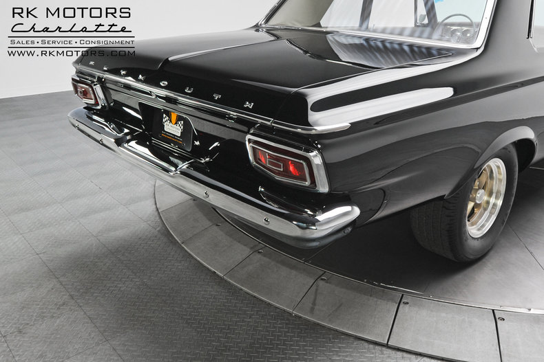 134001 1964 Plymouth Savoy Rk Motors