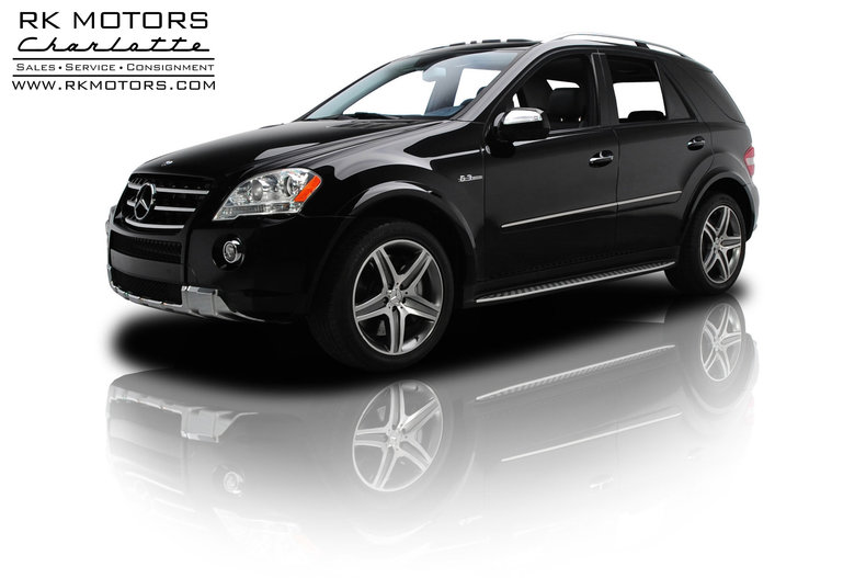 2009 Mercedes-Benz ML63