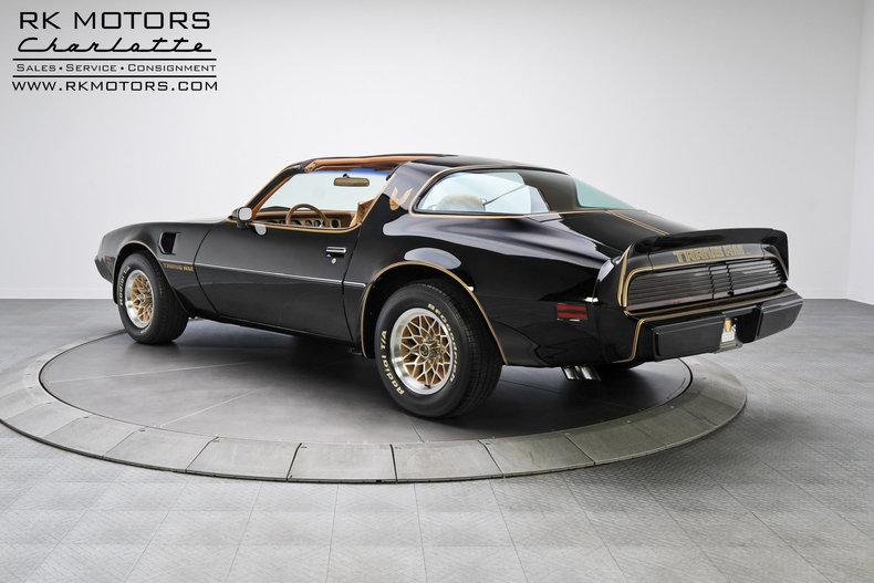 1979 Pontiac Firebird Rk Motors
