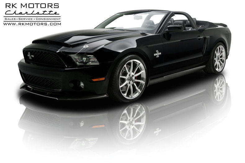 2012 Ford GT500