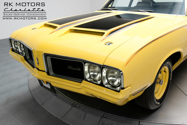 1970 Oldsmobile Cutlass Rk Motors