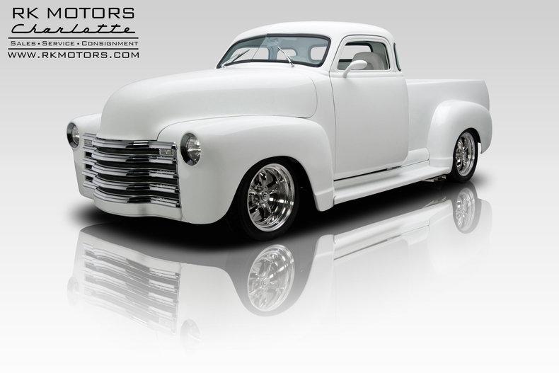 1948 Chevrolet 1/2-Ton Pickup