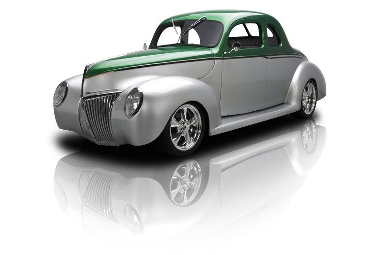 1939 Ford 5-Window