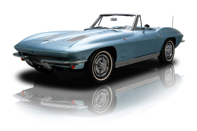 239036 1963 chevrolet corvette sting ray low res