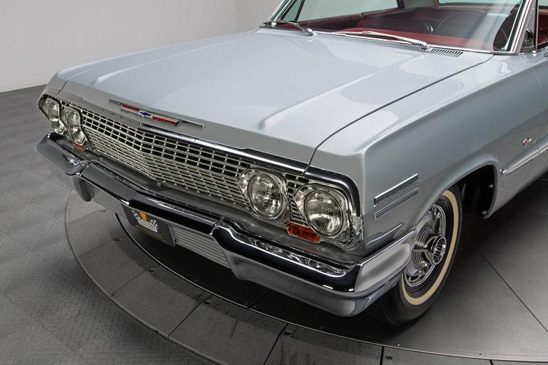 134414 1963 chevrolet impala rk motors. Black Bedroom Furniture Sets. Home Design Ideas