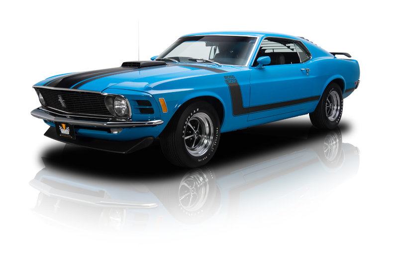 294666 1970 ford mustang boss 302 low res