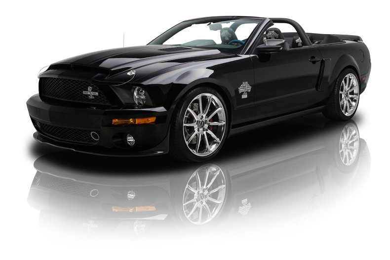 2008 Ford GT500
