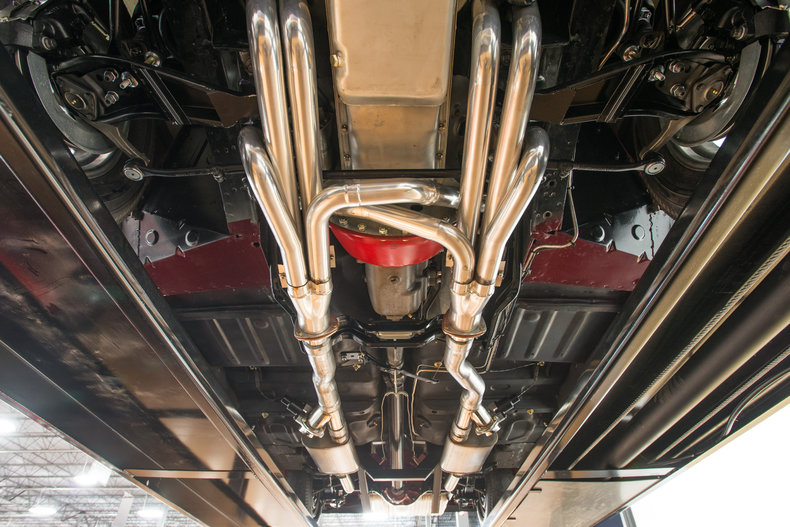 134589 1964 ford fairlane rk motors for Thunderbolt motors and transmissions