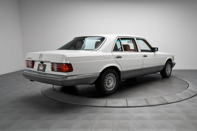 134631 1985 mercedes benz 500 rk motors for 1985 mercedes benz 500sel
