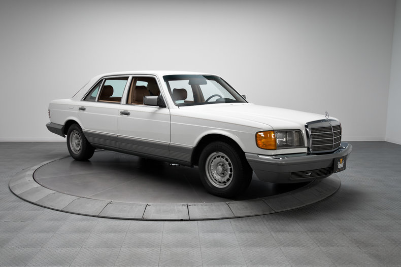 1985 mercedes benz 500 rk motors for 1985 mercedes benz 500sel