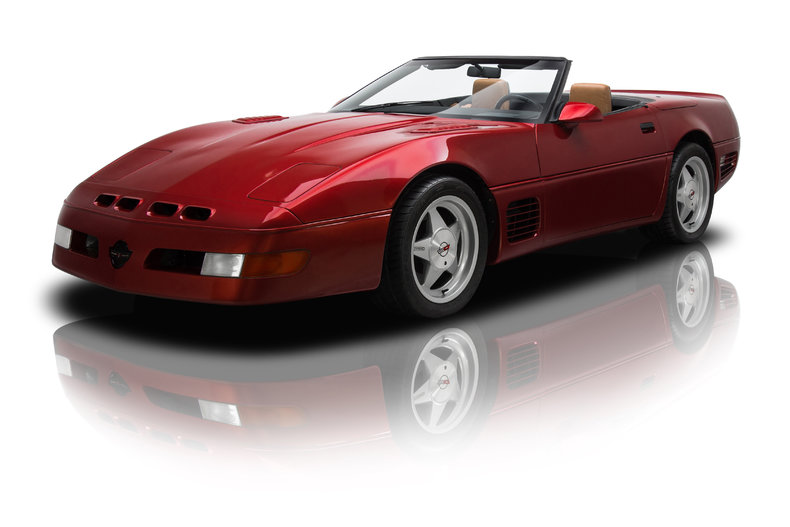 260158 1988 chevrolet callaway corvette low res