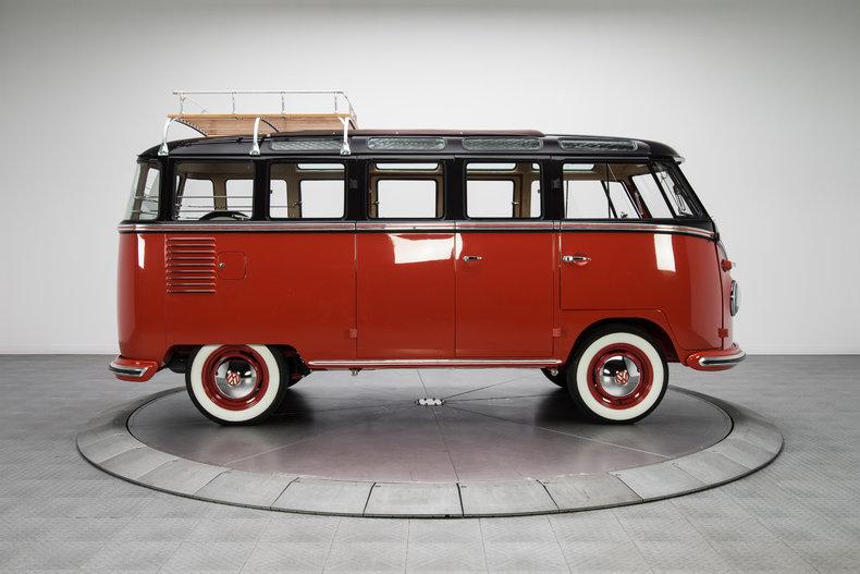 134747 1958 volkswagen deluxe microbus rk motors for 1958 volkswagen 23 window bus