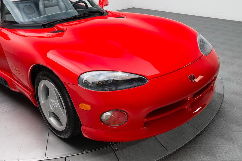 134830 1993 dodge viper rk motors classic and performance cars for sale. Black Bedroom Furniture Sets. Home Design Ideas