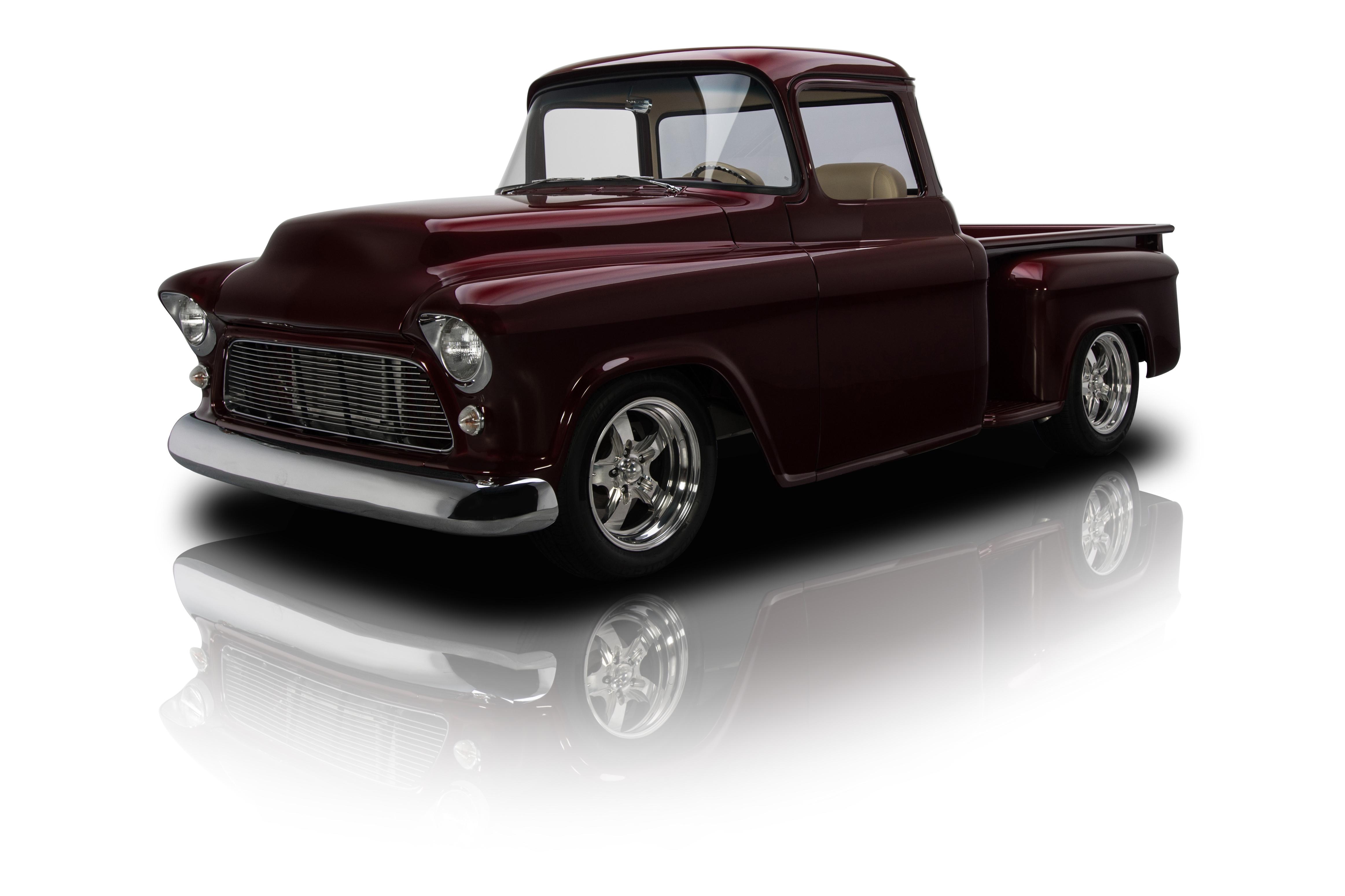 134851 1955 Chevrolet 3100   RK Motors