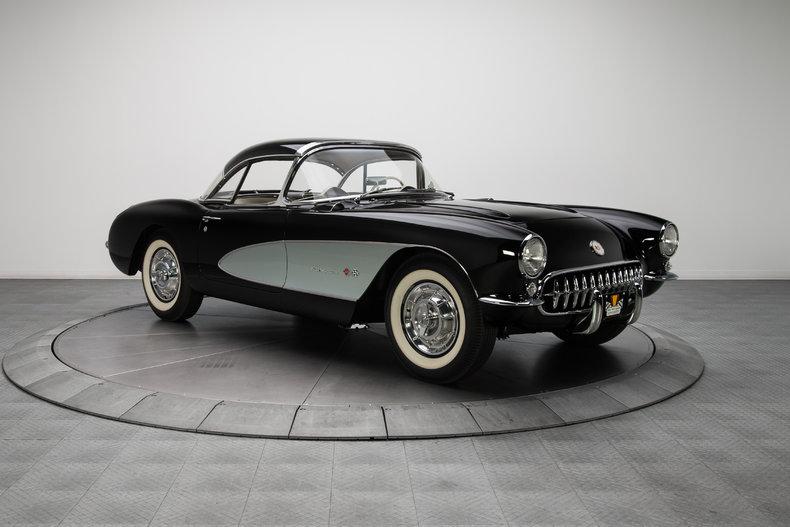 134874 1957 Chevrolet Corvette Rk Motors