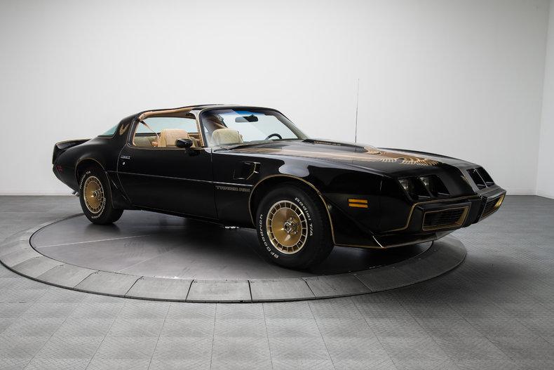 134929 1981 Pontiac Firebird Rk Motors Classic And