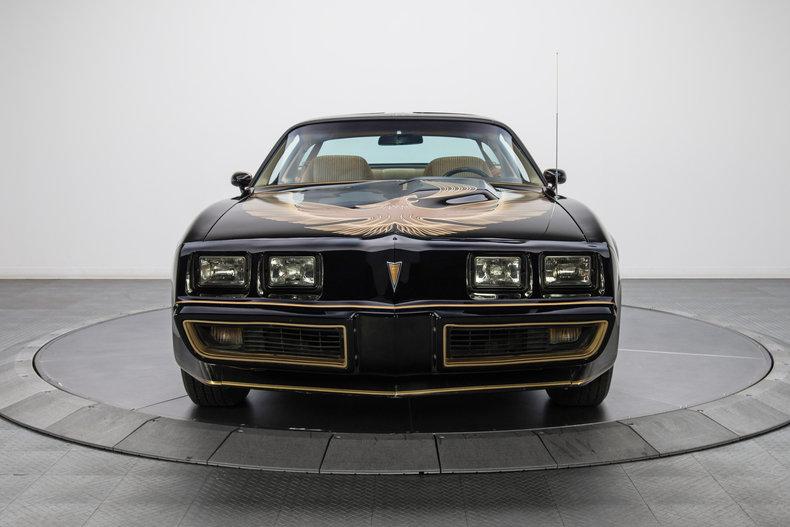 134929 1981 Pontiac Firebird Rk Motors