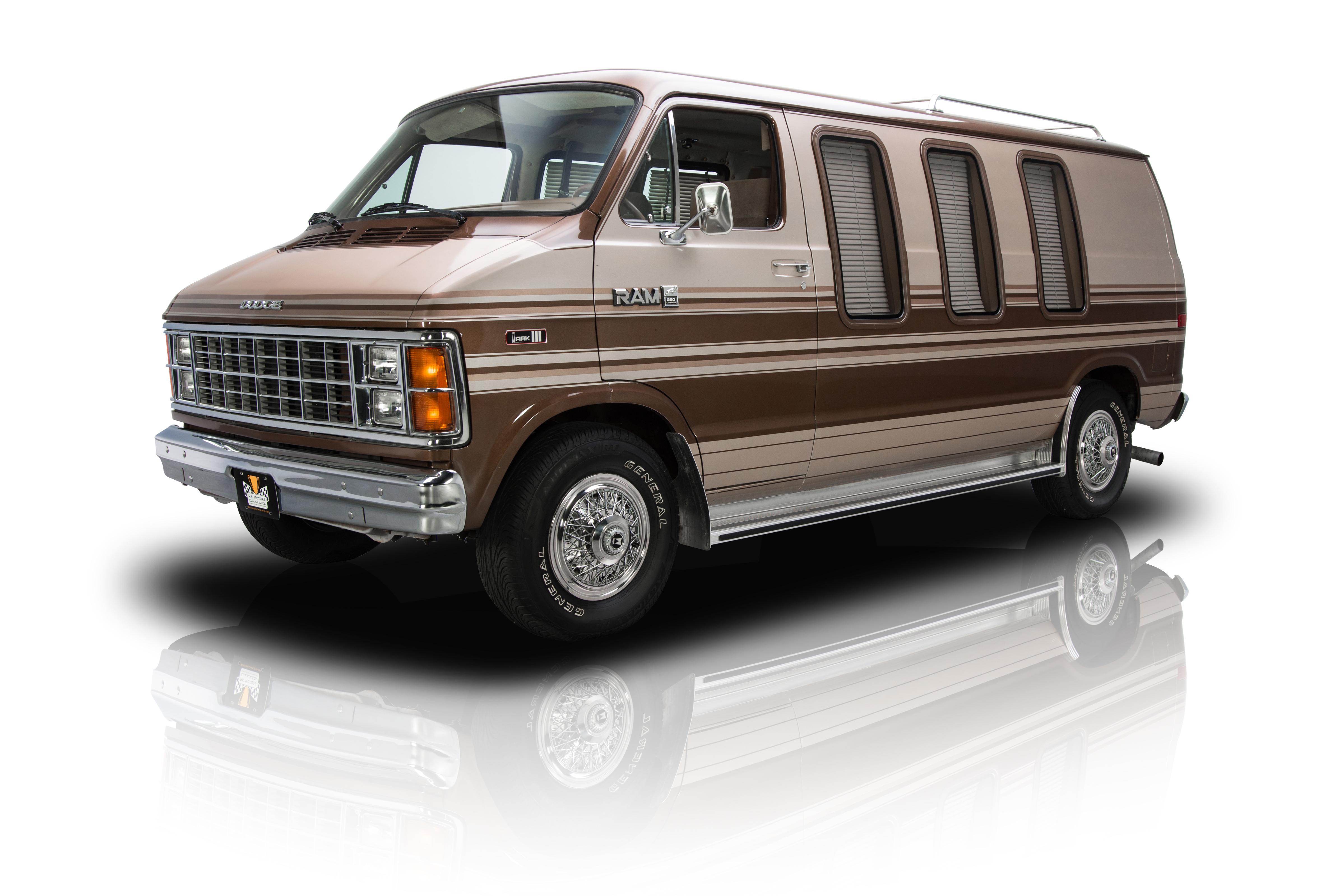134940 1985 Dodge Ram Rk Motors