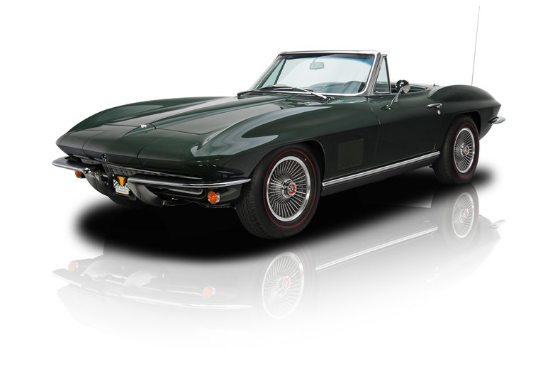285509 1967 chevrolet corvette sting ray low res