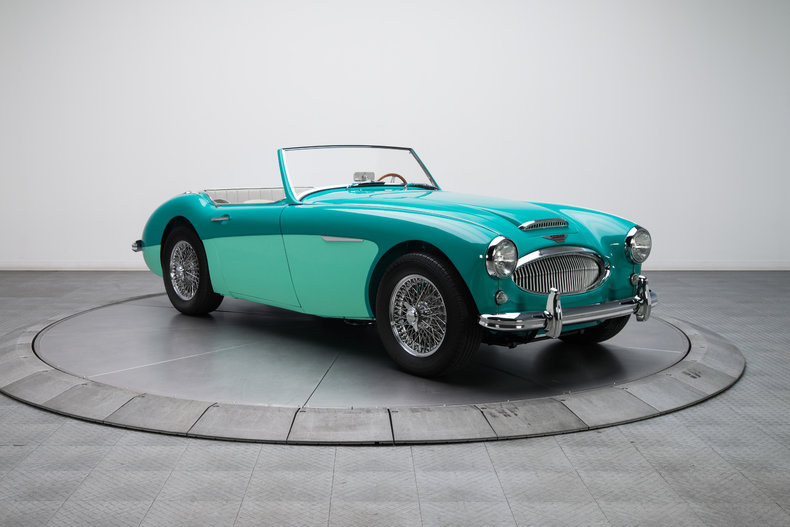 134971 1962 Austin Healey 3000 Rk Motors