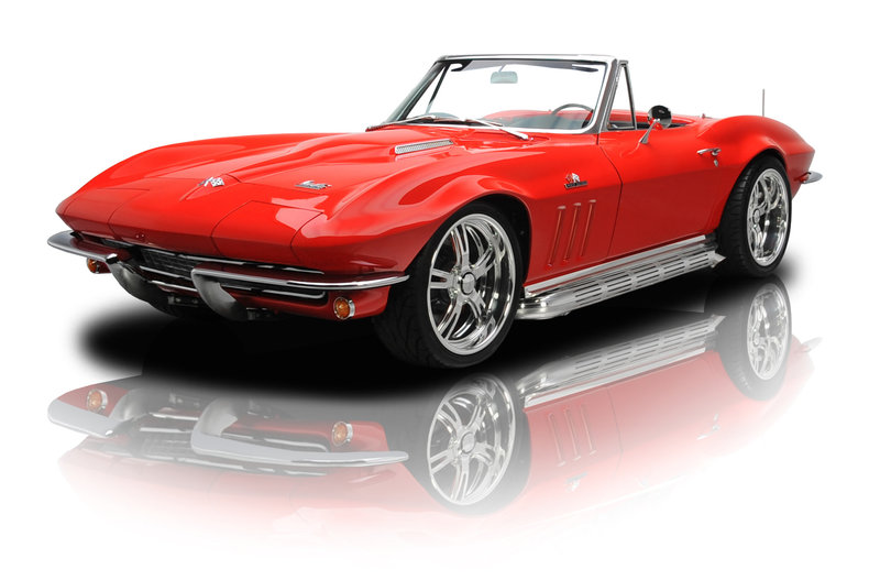 292323 1966 chevrolet corvette sting ray low res