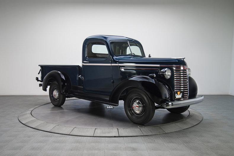 1940 Chevy Truck >> 1940 Chevrolet 1/2-Ton Pickup | RK Motors