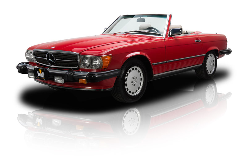 For Sale 1987 Mercedes Benz 560