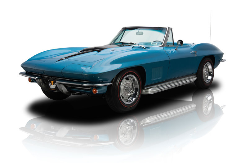 305313 1967 chevrolet corvette sting ray low res