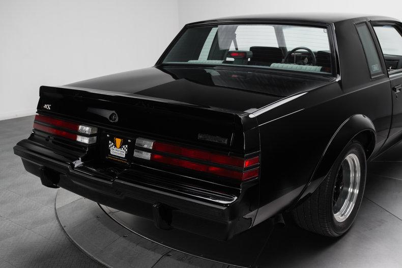 1987 Buick Regal Rk Motors
