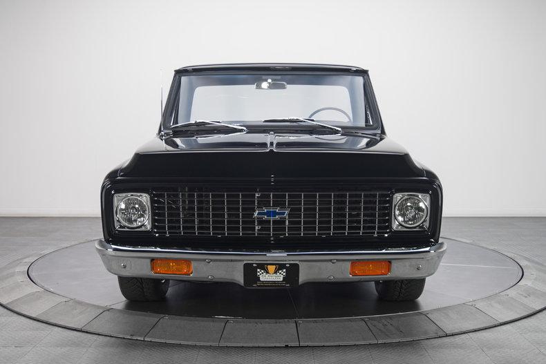 1972 chevrolet c10 rk motors for Electrolux motor active pickup system